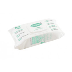 Lingettes recharge distributrice